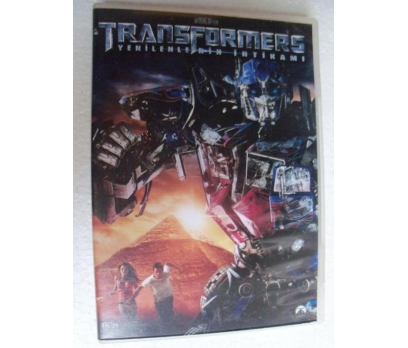 TRANSFORMERS 2 Revenge Of The Fallen DVD YENİLENLE