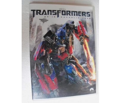 TRANSFORMERS 3 Dark Of The Moon DVD AY' IN KARANLI