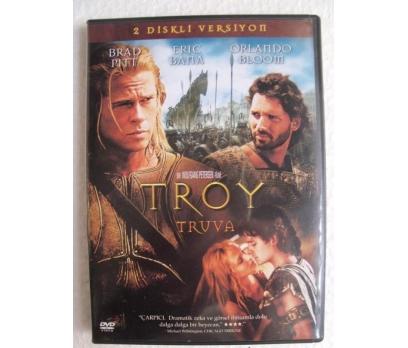 TRUVA Troy DVD iki diskli versiyon