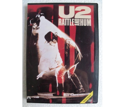 U2 RATTLE AND HUM 2VCD