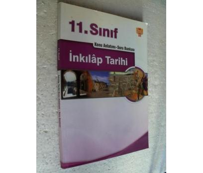 11. SINIF İNKILAP TARİHİ KONU ANLATIMI SORU BANKSI