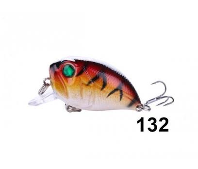 132 Tatlı su Balık avlarına Topwater suni yem