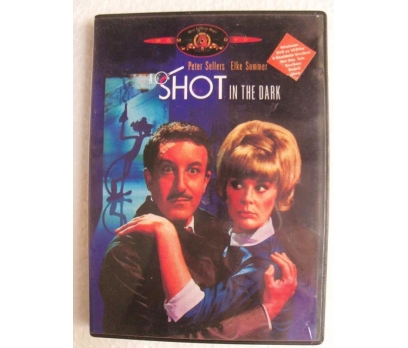 A Shot In The Dark DVD (1964) PETER SELLERS