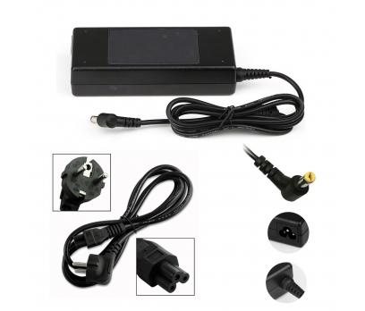 Acer eMachines E527, E528 Adaptör Şarj Aleti Siyah Renk
