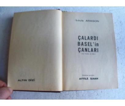 ÇALARDI BASEL'İN ÇANLARI Louis Aragon 3 2x