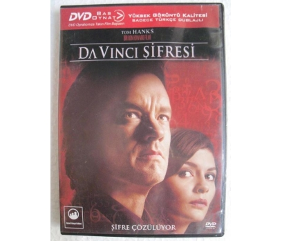 DA VINCI ŞİFRESİ The Da vinci Code DVD Tom Hanks
