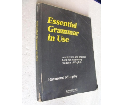 ESSENTIAL GRAMMAR IN USE a reference RAYMOND MURPH
