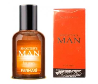 Farmasi Shooters Man EdP Erkek Parfümü 50ml