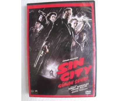 GÜNAH ŞEHRİ Sin City DVD BRUCE WILLIS