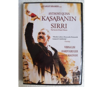 KASABANIN SIRRI The Secret of Santa Vittorio DVD
