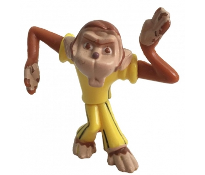 KINDER SURPRISE 2006 SHIM BANZAI MONKEYS BRUCE BAN