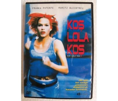 KOŞ LOLA KOŞ Run Lola Run DVD