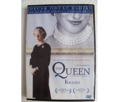 KRALİÇE THE QUEEN DVD HELEN MIRREN