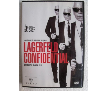 LAGERFELD CONFIDENTIAL DVD Rodolphe Marconi