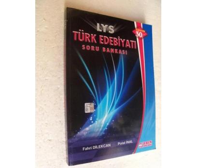 LYS TÜRK EDEBİYATI SORU BANKASI F. Dilekcan, İnal