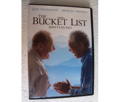 ŞİMDİ YA DA ASLA The Bucket List DVD JACK NICHOLSO