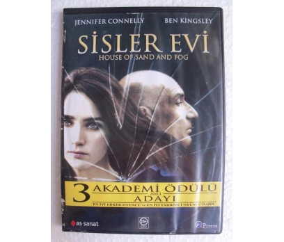 SİSLER EVİ  House Of Sand And Fog DVD Ben Kingsley