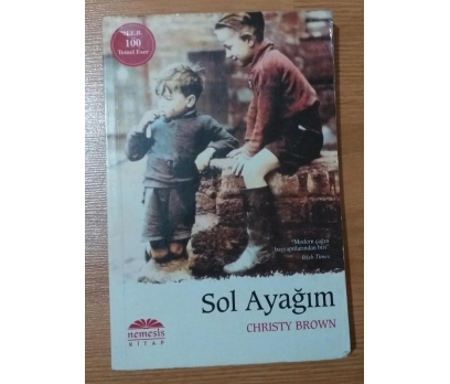SOL AYAĞIM - CHRISTY BROWN