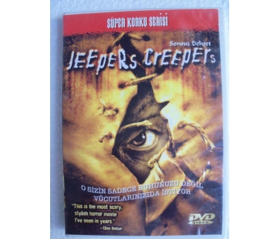 SONSUZ DEHŞET Jeepers Creepers DVD