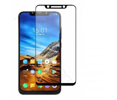 Xiaomi Pocophone F1 Koruyucu Ekran Camı Siyah Aynıgün Hemen Kargo Gerçek Temperli Cam