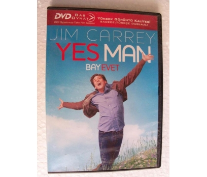 YES MAN bay evet DVD JIM CARREY