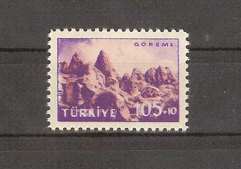 1959  GÖREME TURİSTİK TAM SERİ (MNH) 1