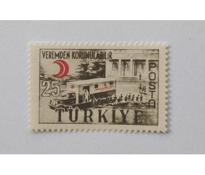 1957  VEREM SAVAŞI TAM SERİ (MNH)
