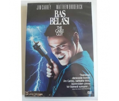 DVD - Baş Belası - The Cable Guy