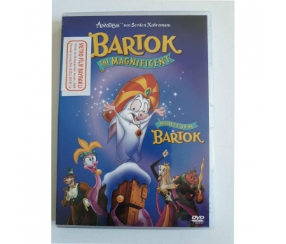 DVD - Muhteşem Bartok - Bartok The Magnificent 1
