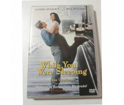 DVD - While You Were Sleeping - Sen Uyurken
