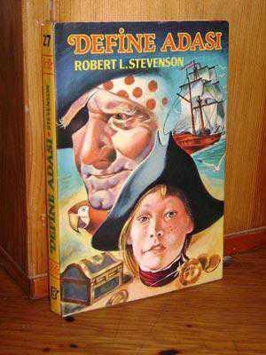 DEFİNE ADASI  ROBERT L. STEVENSON 1