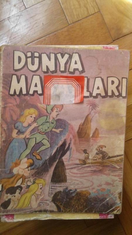 DÜNYA MASALLARI - SEKİZ PRENS HUYSUZ AT -8 AD 1