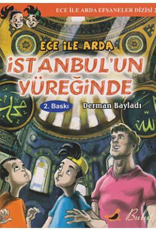 ECE İLE ARDA İSTANBUL'UN YÜREĞİNDE DERMAN BAYLADI 1