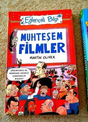 EĞLENCELİ BİLGİ MUHTEŞEM FİLMLER MARTIN OLIVER 1
