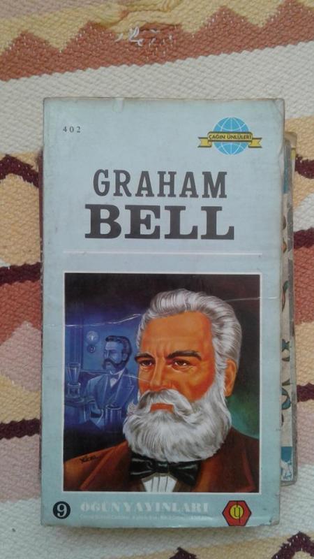 GRAHAM BELL HALİT ERTUĞRUL 1