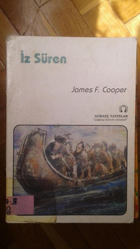 İZ SÜREN JAMES F. COOPER 1