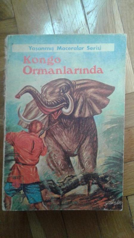 KONGO ORMANLARINDA 1