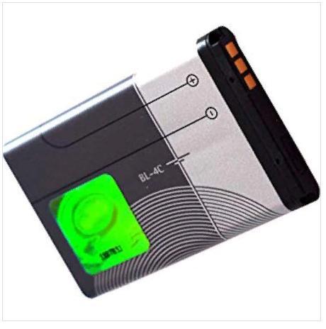 Nokia BL-4C Batarya 6300 6100 6101 6131 6103,5100 1