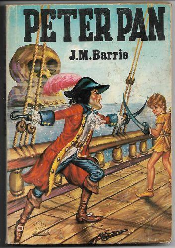PETER PAN J. M. BARRIE 1