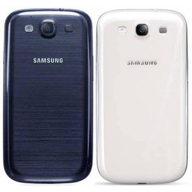 Samsung Galaxy S3 i9300 Pil Kapağı Arka Kapak 1