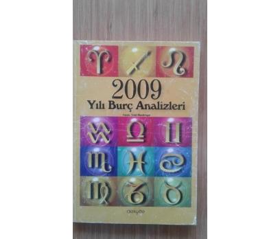 2009 YILI BURÇ ANALİZLERİ TRISH MACGREGOR