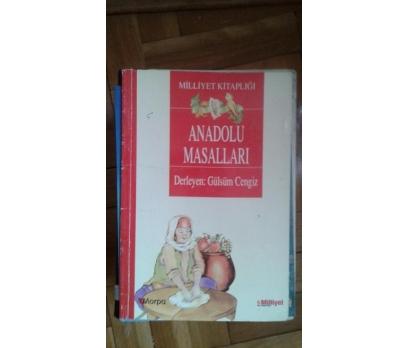 ANADOLU MASALLARI