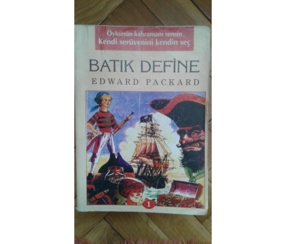 BATIK DEFİNE EDWARD PACKARD
