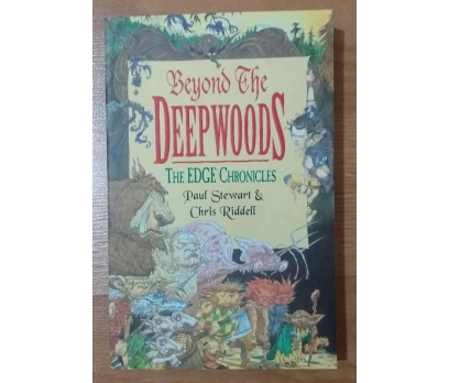 BEYOND THE DEEPWOODS THE EDGE CHRONICLES