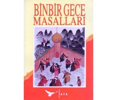 BİNBİR GECE MASALLARI 8 ALİM ŞERİF ONARAN 1