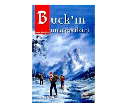 BUCK'IN MACERALARI JACK LONDON