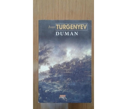 DUMAN -IVAN TURGENYEV