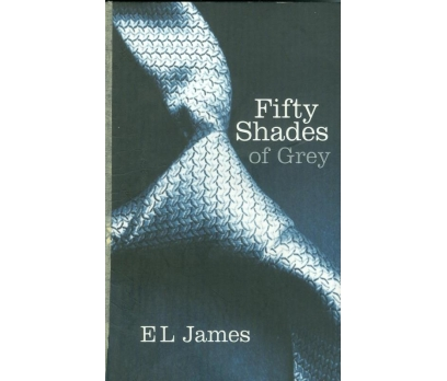 EL JAMES FIFTY SHADES OF GREY ORİJİNAL DİLİNDE