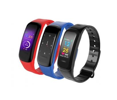 Gomax Watch A3 Akıllı Saat Bileklik Mavi