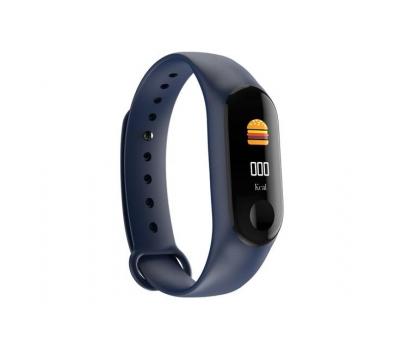 Gomax Watch M3 Akıllı Saat Bileklik Kırmızı